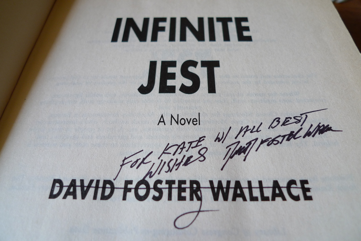 The Infinite Jest Review That Dave Eggers Doesn't Want You To Read